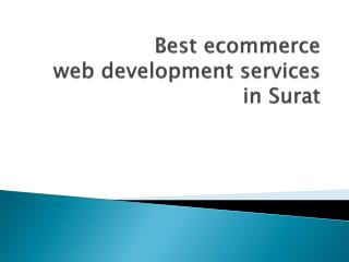 Bring your business online though ecommerce portal
