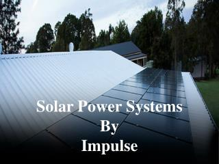Solar Systems Adelaide