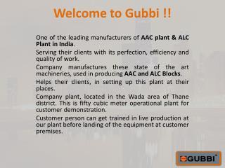 AAC Block Consultants