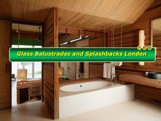 Aesthetic Installations - Glass Balustrades and Splashbacks