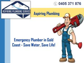 Emergency Plumber in Gold Coast - Support With A Smile