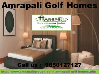 Amrapali Golf Homes Good Construction