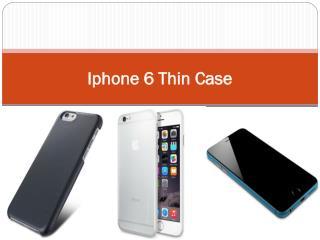 Iphone 6 Thin Case