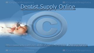 Dental Supply Online