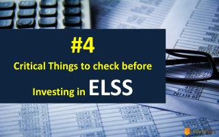 HOW FIRST TIME INVESTOR START INVESTING IN ELSS