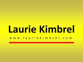 Laurie Kimbrel Atlanta | Info and Images