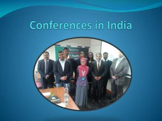 How to Keep Track of All Conferences in India