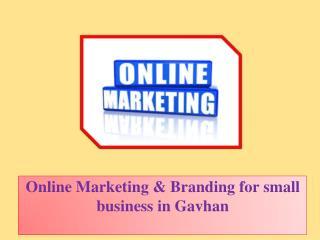 Online Marketing & Branding for Small Business in Gavhan
