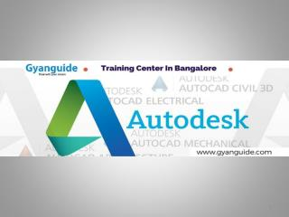 2.The Importance of AutoCAD to a Mechanical Engineer