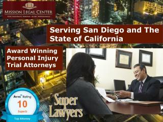 Accident Attorney - Mission Legal Center