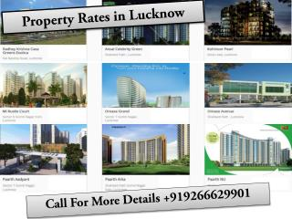 Property Rates in Lucknow