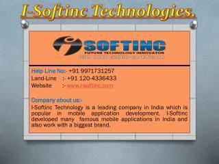 One of the best Mobile application development company in India, Delhi, Noida, Gurgaon