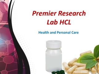 Premier Research Labs Hcl
