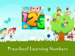 Preschool Learning Number - Kids Games