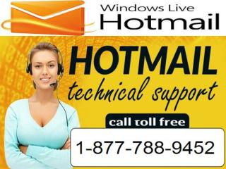 Hotmail Technical Support Number 1-877-788-9452 Toll Free