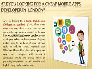Are You Looking For A Cheap Mobile Apps