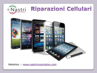 Riparazione centro per danneggiato cellulari