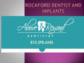 Cosmetic Dentist in Rockford il
