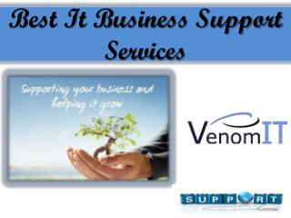 Best It Business Support Services