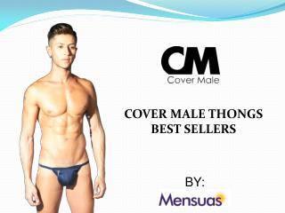 Cover Male Thongs Best Sellers