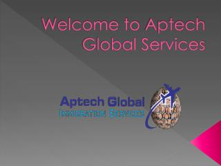 Visa Consultant By Aptech Global Services