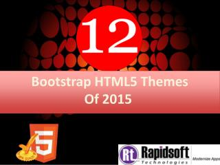 HTML5 web services