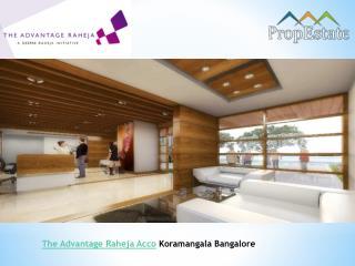 Advantage Raheja Acco Bangalore
