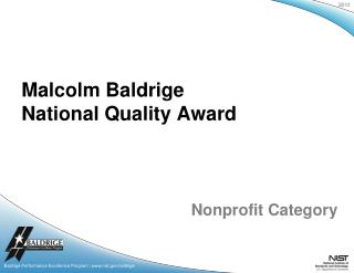 Nonprofit Category