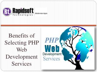 Php web Application Development Company