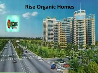 Rise Organic Homes NH 24|Ghaziabad Project