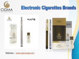Electronic Cigarettes Smoking Device