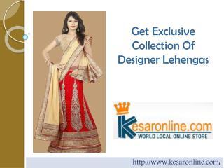 Designer Lehenga Online UK