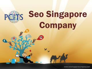 SEO Services Company | SEO Singapore Services