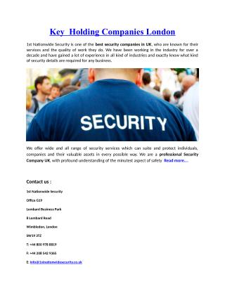 Key-Holding-Companies-London