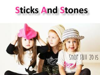 Cool Graphic Tees for kids – Sticks and Stones