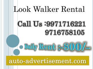Look Walker Rental,9971716221