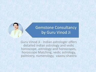 RMOS Consultancy  gemstone ideas