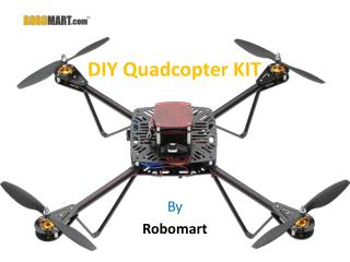 DIY Quadcopter KIT by Robomart