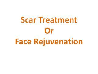 Face Rejuvenation Treatment