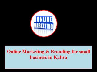 Online Marketing & Branding for small business in Kalwa