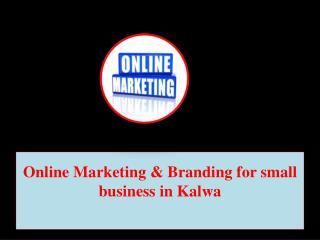 Online Marketing & Branding for small business in Kalwa