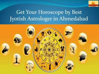Get Your Horoscope Reading by Best Jyotish in Ahmedabad