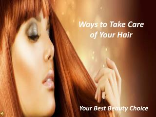 Bosley Hair care Products