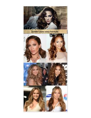 Jennifer Lopez Hairstyles - Long, Short, Wavy, Bun and Curly Haircuts