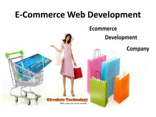 E-Commerce Web Development Company in India