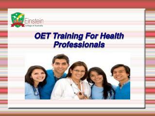 OET Training