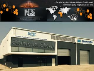 NDE Stainless Steel Suppliers - Mass Calculator tools for Mobile device