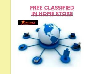 Free classifieds in Home Store