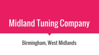Midland Tuning Company UK