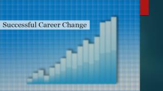 How To Change Career Successfully